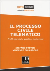 Libro processo civile telematico