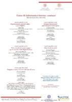 Locandina seminari informatica forense unibo csig bologna 2021